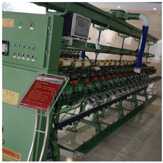 GA014SF Soft winding Machine
