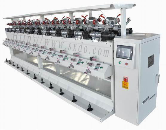 TS008S Soft winding machine